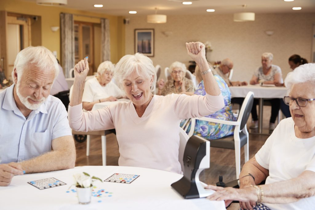 Independent Living Services and Amenities