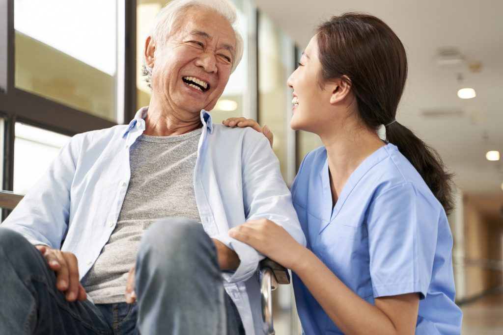 What Are Nursing Homes?